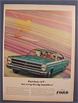 Vintage Ad: 1965 Ford Fairlane GT