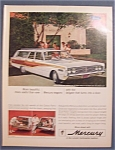 Vintage Ad: 1965 Mercury Colony Park