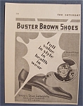 Click here to enlarge image and see more about item 10197: 1929  Buster Brown Shoes