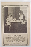 Click here to enlarge image and see more about item 10214: Vintage Ad: 1921  Grape - Nuts Cereal