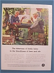 Click here to enlarge image and see more about item 10235: Vintage Ad: 1941 United Brewers Industrial Foundation