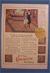 1921  Congoleum Gold Seal Art - Rugs