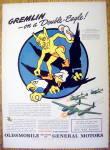 Vintage Ad: 1944 Oldsmobile Gremlin