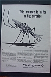 1943 Westinghouse with a Big Mosquito