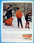 Click here to enlarge image and see more about item 10353: Vintage Ad: 1964 Campbell's Soup