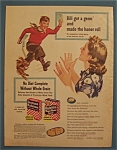 Click here to enlarge image and see more about item 10396: Vintage Ad: 1944  Ralston Whole Wheat Cereal