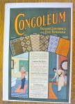 1914 Congoleum Floor Coverings & Rug Borders