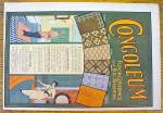 Click to view larger image of 1914 Congoleum Floor Coverings & Rug Borders (Image3)