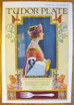 Click to view larger image of 1923 Tudor Plate with Marion Davies (Image1)