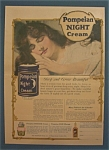 Click here to enlarge image and see more about item 10526: 1917 Pompeian Night Cream