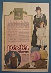 1918  Dexter Silko Cordonnet Crochet Cotton Yarn
