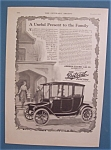 Vintage Ad: 1913 The Detroit Electric Car