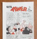 Click to view larger image of 1943 Cream Of Wheat Cereal with Little Abner By Al Capp (Image2)