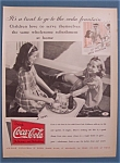 Click here to enlarge image and see more about item 10775: Vintage Ad: 1935  Coca - Cola