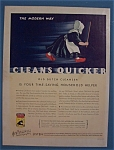 Vintage Ad: 1931 Old Dutch Cleanser