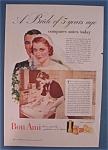 Vintage Ad: 1938 Bon Ami Cleanser