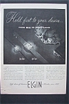 1945 Elgin Watches with 2 Styles of Watches