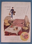 Click here to enlarge image and see more about item 10891: Vintage Ad: 1943 Coca - Cola