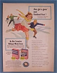 Click here to enlarge image and see more about item 10899: Vintage Ad: 1944 Ralston Cereal