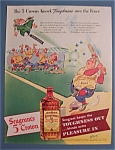 Vintage Ad: 1942 Seagram's 5 Crown Whiskey