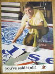 Click to view larger image of 1972 Budweiser Beer with Man Building Puzzle (Image3)