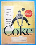 1955 Coca-Cola (Coke) with a Boy Jumping