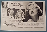 1940 Maybelline with Betty Grable