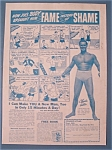 Click here to enlarge image and see more about item 10992: Vintage Ad: 1949 Charles Atlas