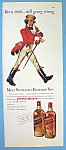 Vintage Ad: 1952 Johnnie Walker Scotch Whiskey