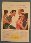 Vintage Ad: 1940 Listerine