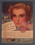 1938 Maybelline with Eleanor Fisher