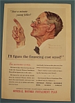 Click here to enlarge image and see more about item 11062: 1939 General Motors Plan By Norman Rockwell