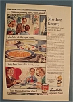 Vintage Ad: 1939 Campbell's Vegetable Soup