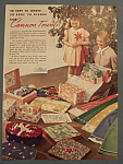 1937 Cannon Towels with Woman & Little Girl