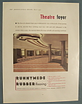 Click here to enlarge image and see more about item 11114: Vintage Ad: 1937 Runnymede Rubber Company