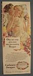 Vintage Ad: 1947 Cashmere Bouquet