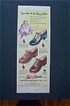 1948 Red Goose Shoes with 3 Different Styles of shoes