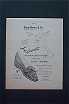 1952 Fortunet Floating Step Shoes with Fortunet Shoe