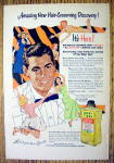 1953 Lucky Tiger For Hair & Scalp with Man's Face