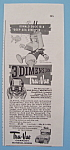 Click here to enlarge image and see more about item 11196: Vintage Ad: 1953 Tru Vue w/ Donald Duck