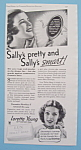 Vintage Ad: 1934 Lux Toilet Soap w/Loretta Young