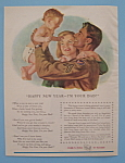 Vintage Ad: 1946 Ivory Soap