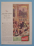 Click here to enlarge image and see more about item 11248: Vintage Ad: 1930 Coca - Cola
