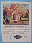 Click here to enlarge image and see more about item 11266: Vintage Ad: 1958 Goodyear