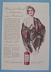Click here to enlarge image and see more about item 11323: Vintage Ad: 1930 Lavoris