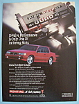 Vintage Ad: 1991 Pontiac Grand Am Sport Coupe