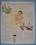 Vintage Ad: 1932 PET Milk