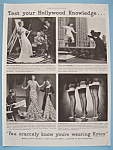 Vintage Ad: 1940 Kotex