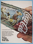 Click here to enlarge image and see more about item 11462: Vintage Ad: 1968 Coca - Cola