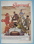 Click here to enlarge image and see more about item 11464: Vintage Ad: 1968 Smirnoff Vodka